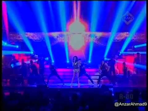 Agnes Monica - Temperature Konser Trans Music Special With Agnes