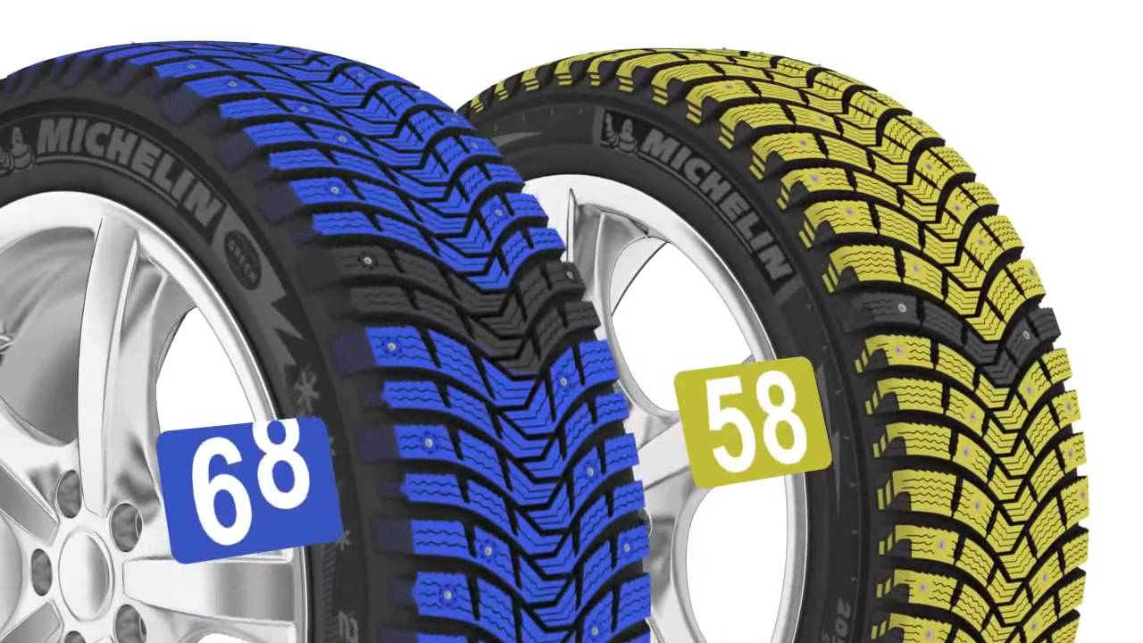 Michelin X-ICE North 3 winter tires: owner reviews, descriptions, specifications 20