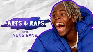 Yung Bans Shares His Most Embarrassing Moment | Arts & Raps