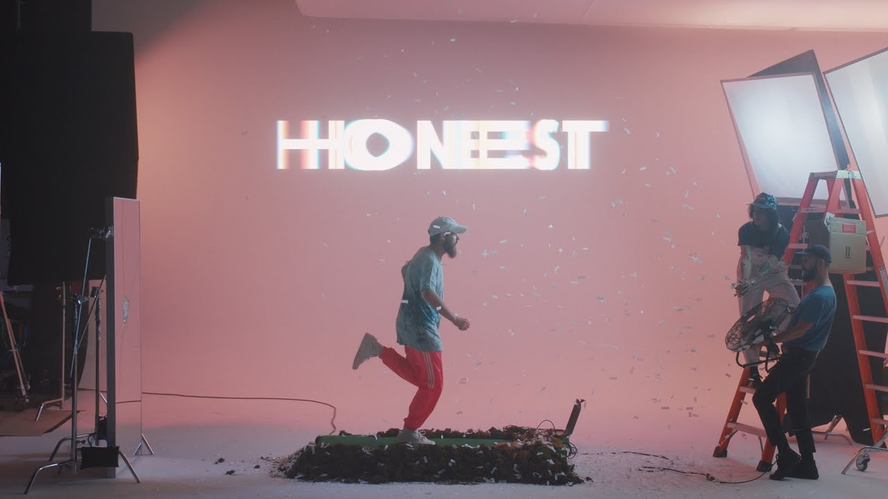 San Holo - Honest (ft. Broods) [Official Music Video]