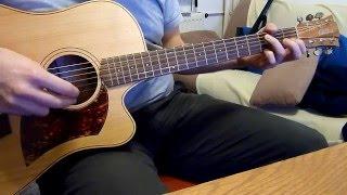 The Beatles №6 - Rain - acoustic guitar cover by onlyfavoritemusic