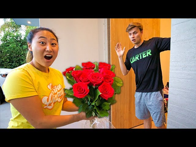 ASKING CARTER TO BE MY BOYFRIEND!! PART 2 (GONE WRONG)