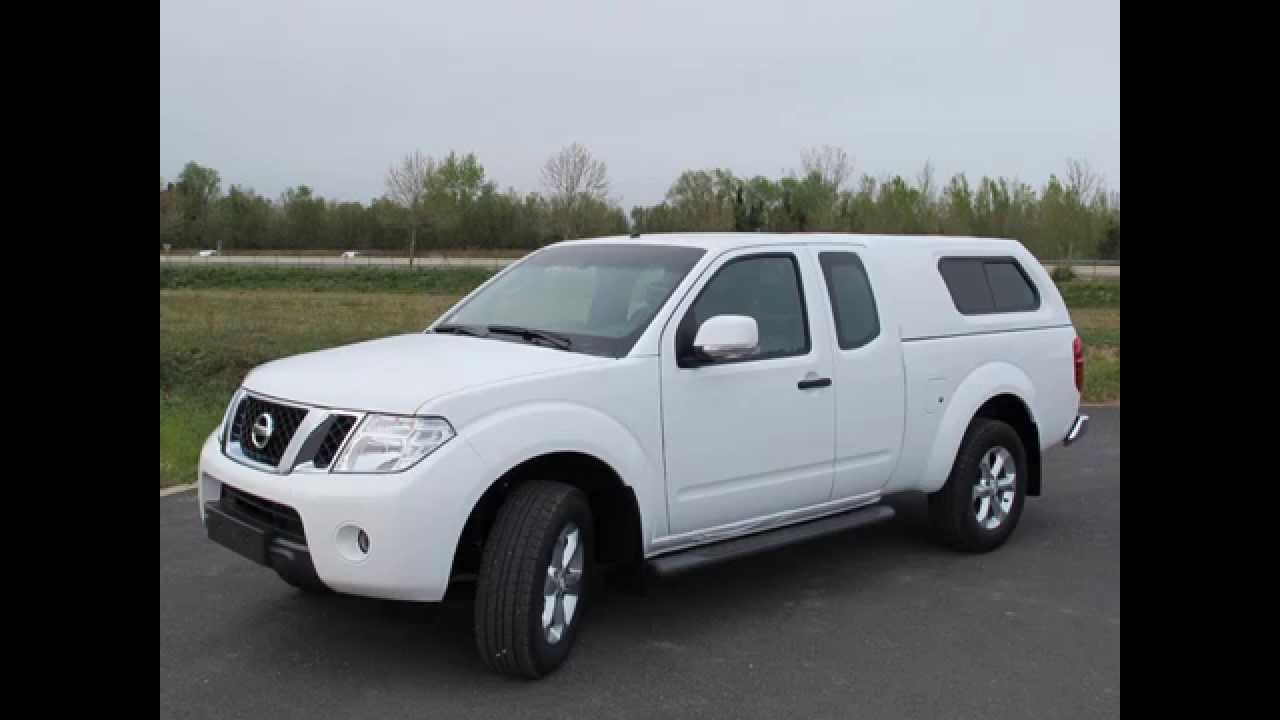 Hard-top Polyboy Luxe - Nissan Navara D40 King Cab - YouTube