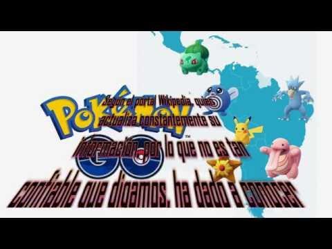 Video pokemon go en latino america 1