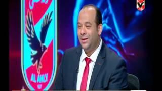عامر حسين :تسليم الدرع بالتنسيق مع الأهلى ووارد تسليمه فى مباراة افريقية فى حضور الجمهور