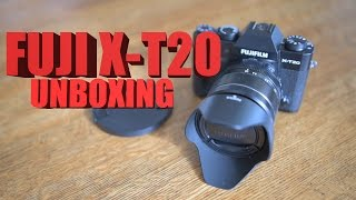Fuji X-T20 unboxing and why I bought It