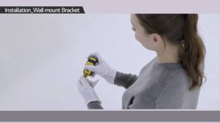 LG SIGNATURE OLED TV W: Installationsanleitung
