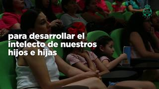 embeded bvideo Leer, pensar, crear - Guerreros de Corazón