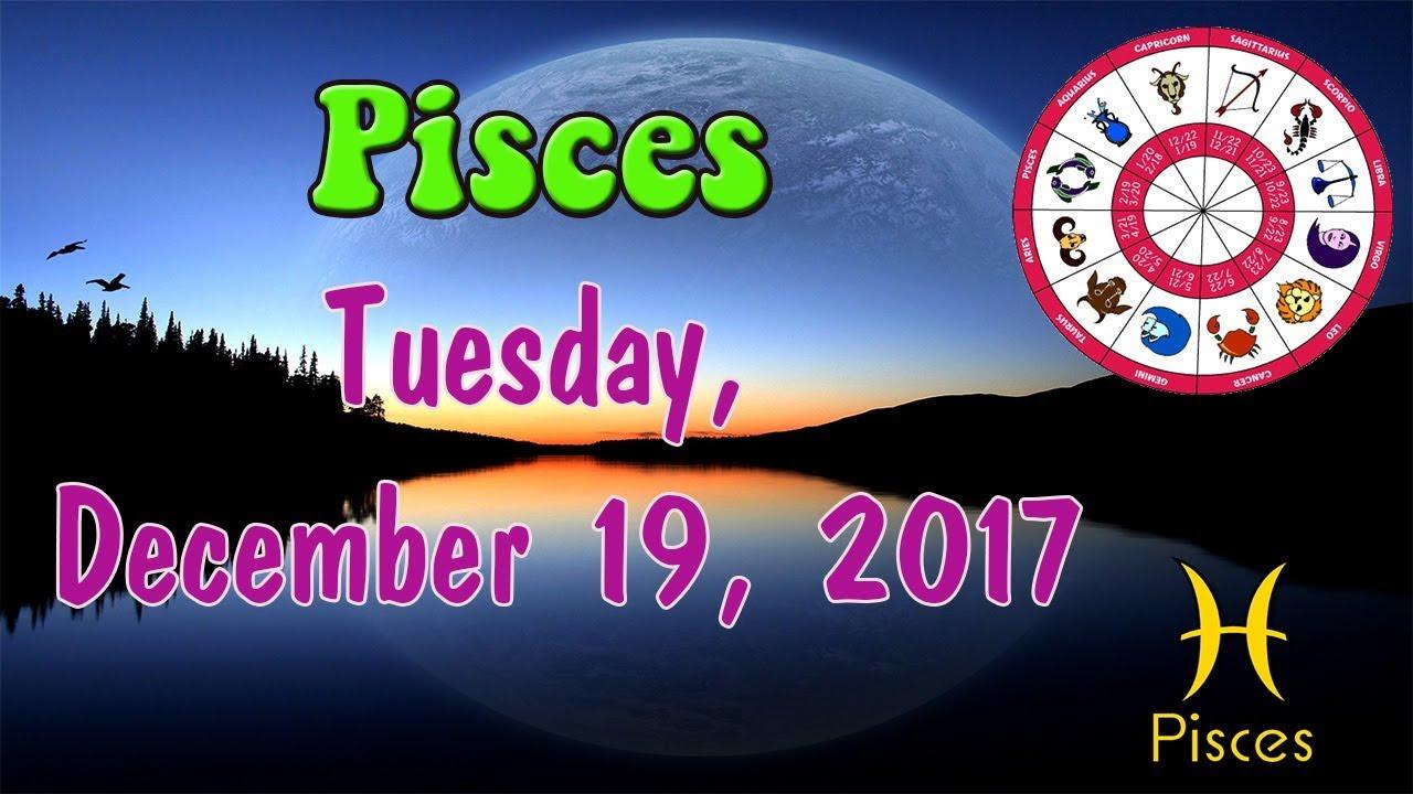december 19 pisces daily horoscope