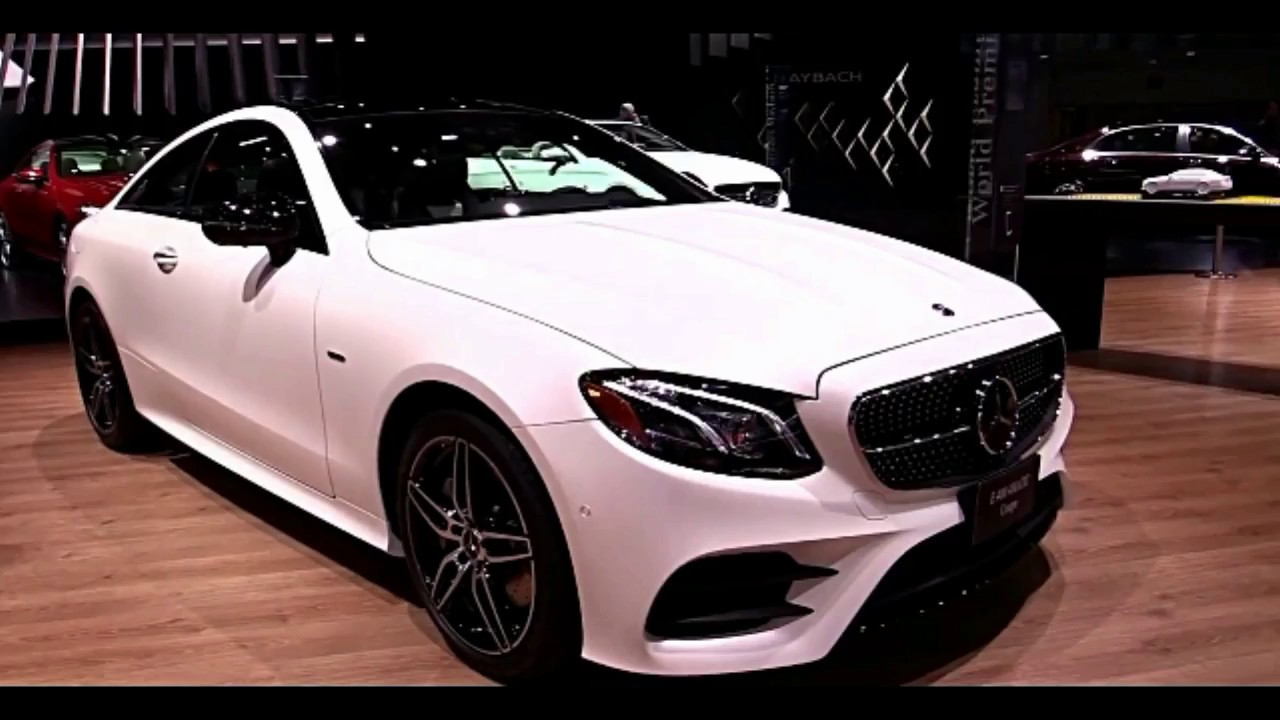 2017 S550 Coupe >> 2018 Mercedes E400 Coupe and 2017 Mercedes S550 Coupe