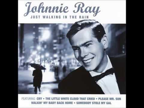 Johnnie Ray - Just Walking In The Rain.