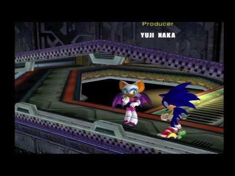 Sonic Adventure 2 Battle: Last Story Credits
