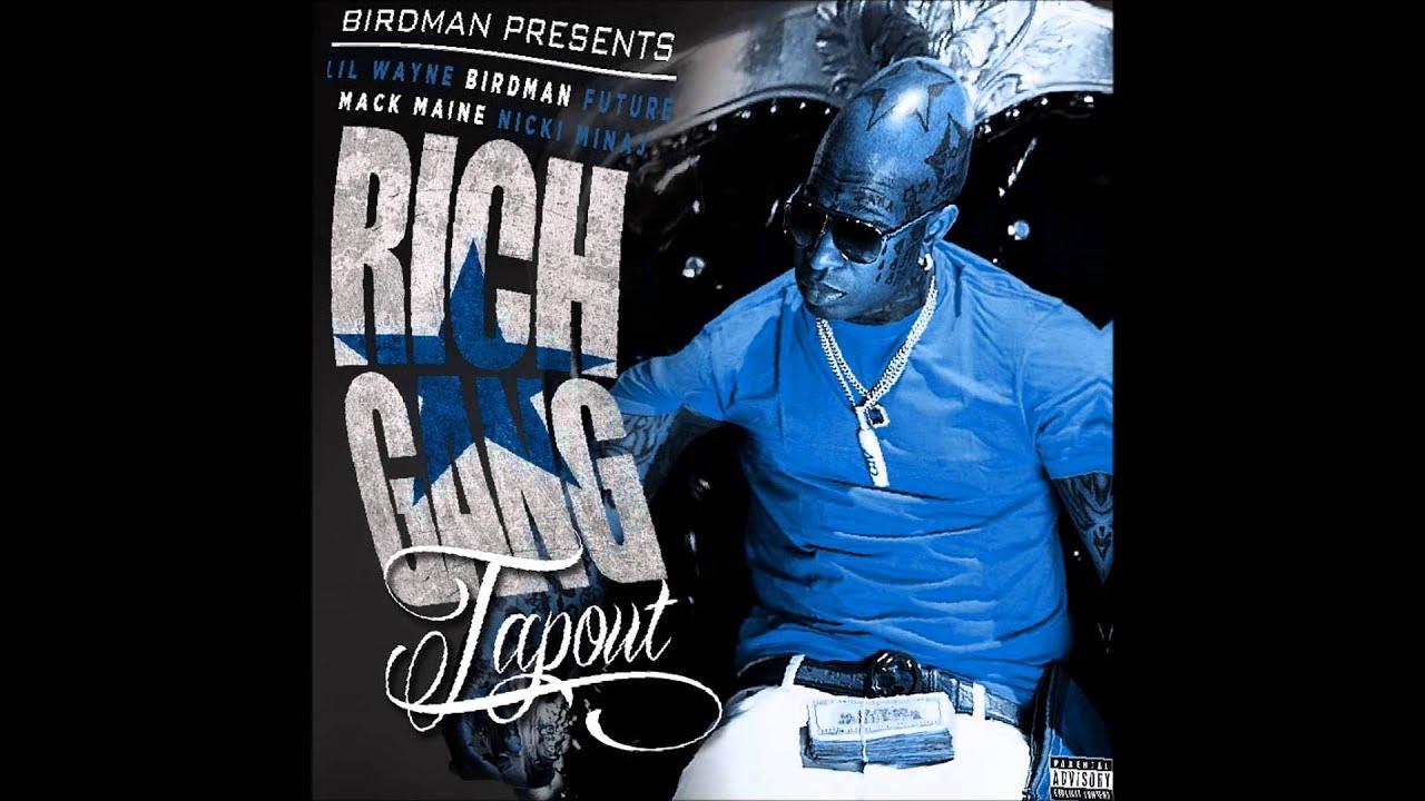 Birdman Lil Wayne-Tapout Chopped - 170.2KB