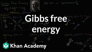 Gibbs Free Energy And Spontaneous Reactions