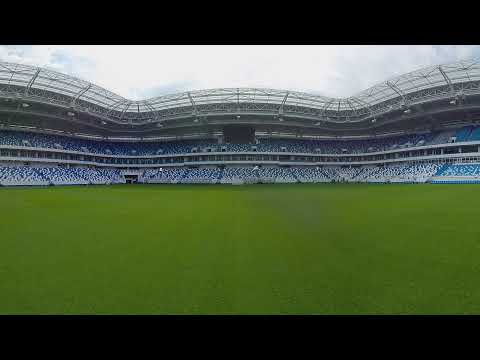 Check out spectacular views of Kaliningrad Stadium ahead of World Cup 2018