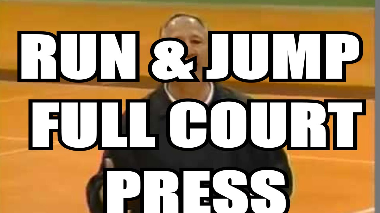 teaching the run and jump press How can the answer be improved.
