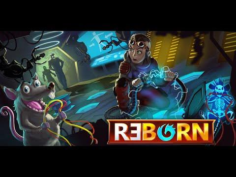Adventure Reborn - gameplay trailer