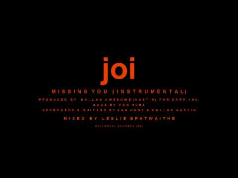 Joi - Missing You ( Instrumental )
