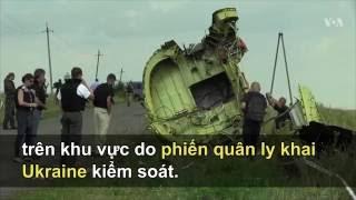 Tên lửa Nga bắn hạ máy bay MH17