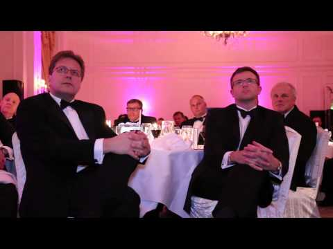 Annual Gala Dinner French Chamber 2014, with Lionel Barber ...