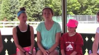 Campers Offer Insight To Parents On Why Red Pine Is So Special
