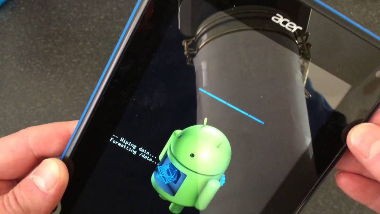 acer iconia one 7 password bypass