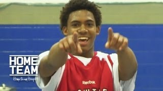 Corey Sanders Is Too NASTY!! CRAZY Bounce & Handle..OFFICIAL Mixtape Vol. 1