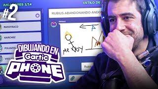 DIBUJANDO EN GARTIC PHONE #2