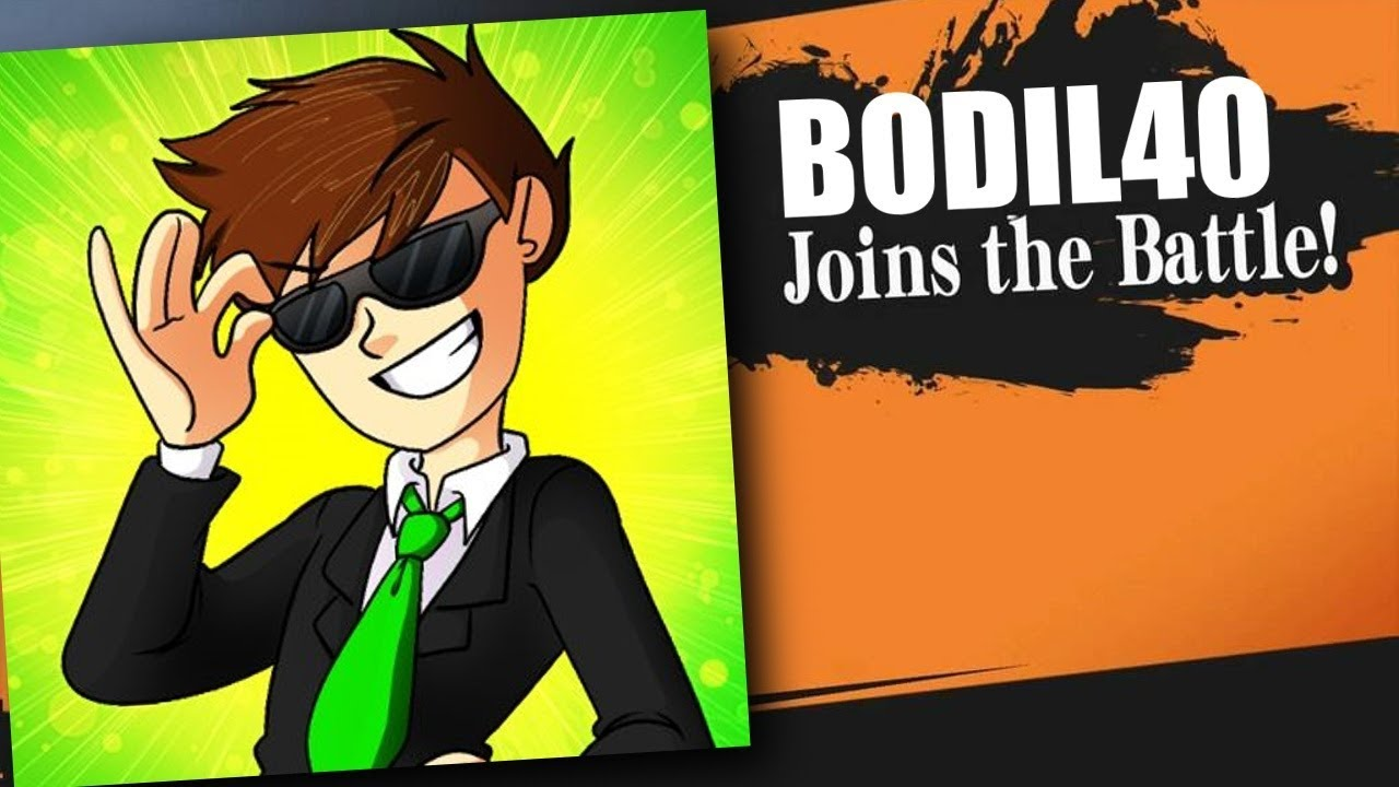 WHO IS BODIL40 - Team Forknife - YouTube