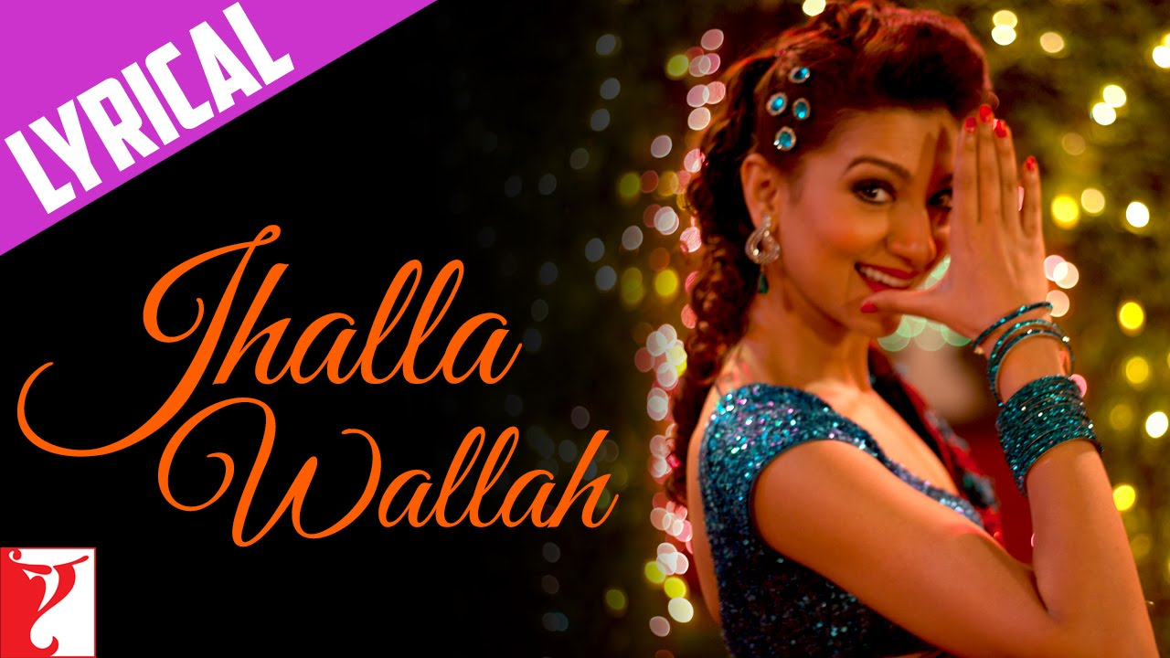 Allah Songs Lyrics in Hindi Jhalla wallah - Ishaqzaade