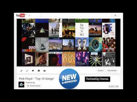 Pink Floyd    Top 10 Songs  +