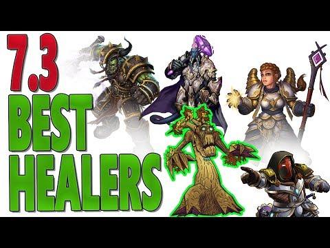 7.3 BEST HEALER IN LEGION | Healer Rankings & Tier 21 Ranked