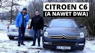 Używane Citroen C6 3.0 V6 benzyna i diesel - kolekcja dwóch