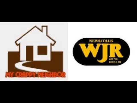 MyCrappyNeighbor WJR Interview