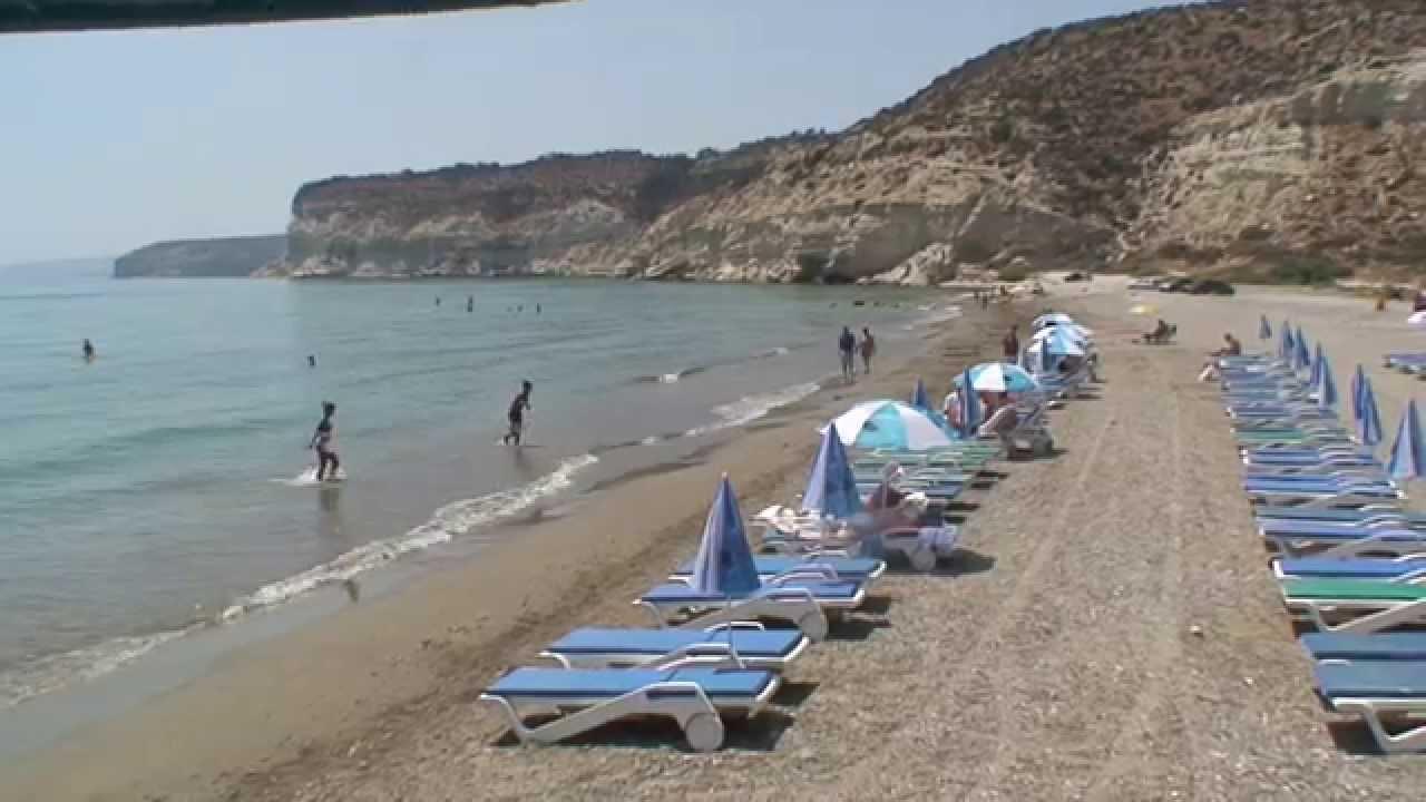 Image result for παραλία κουριον