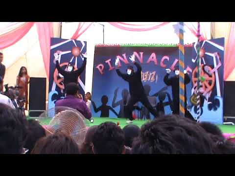Ashish akash ravinder Group Dance Pinnacle 2012