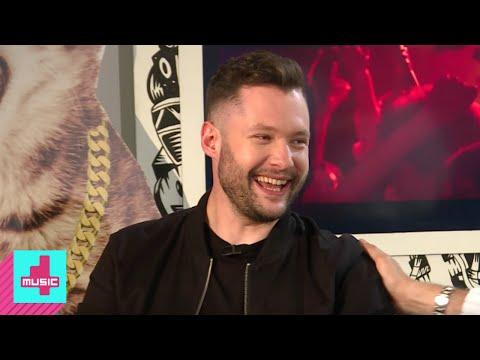 Calum Scott Interview - BGT, Dancing On My Own & The Lion King | 4Music
