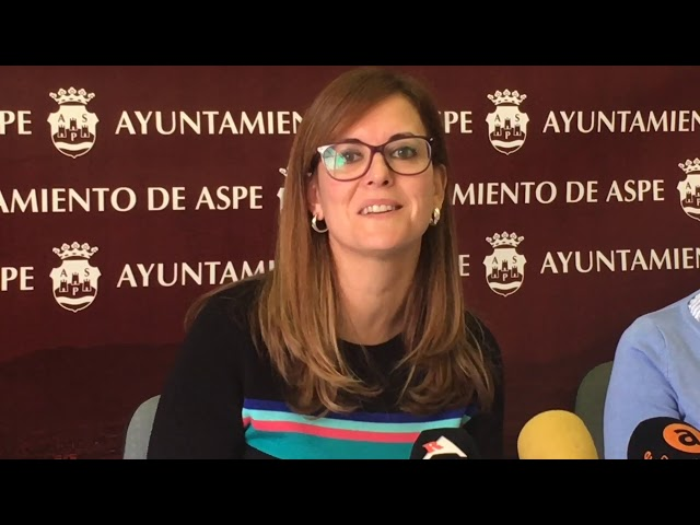 "Presentación Programa ""Tapea por #Aspe"" 2019"