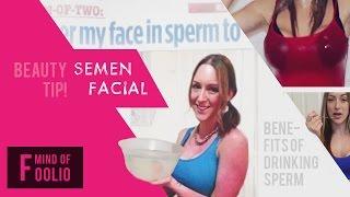 The Semen Facial - The Woman Who Bathes In 'Male Tears' (Mini Doc)