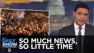 So Much News, So Little Time - Melania