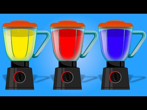 Color Mixer | Educational Video | Fun Learning