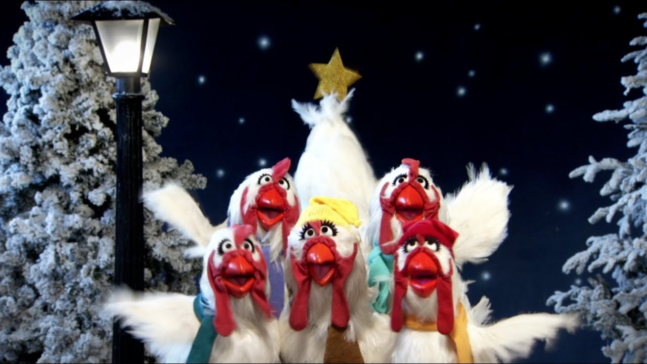 Joy To The World Muppet Music Video The Muppets Youtube