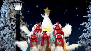 Joy To The World | Muppet Music Video | The Muppets