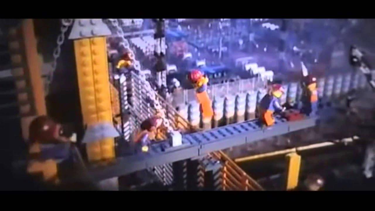 The Lego Movie Hier Ist Alles Super Mit Filmausschnitten Youtube