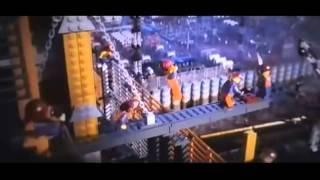 """The Lego Movie """"Hier ist alles super"""" mit Filmausschnitten"""