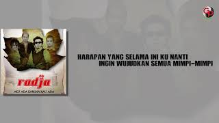 Radja - Pelangi (Official Lyric)
