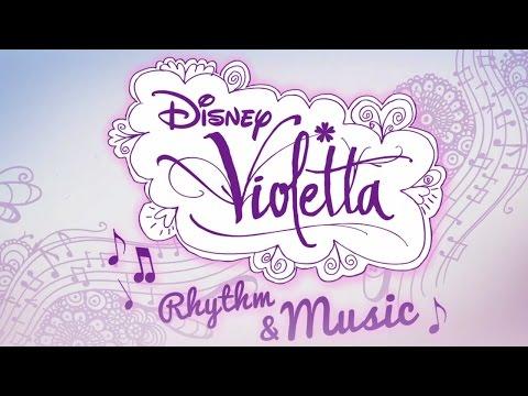 Violetta  3DSDSWii  Rhythm & Music Launch trailer