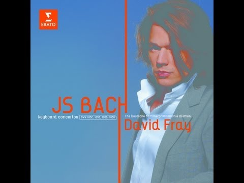 David FRAY - Bach: Piano Concertos