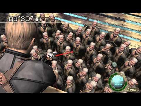 Resident Evil 4 - Mercenaries - Don Esteban's Vengeance HQ