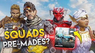 *WHAT!* SQUADS PLAYING DUO MODE!? - Best Apex Legends Funny Moments and Gameplay Ep 267